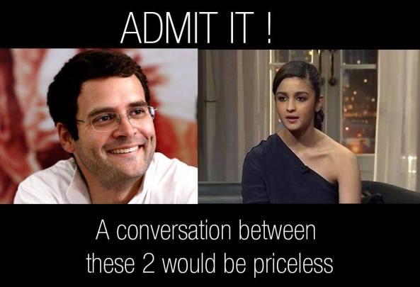 alia vs rahul